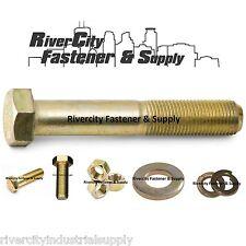 Fine Thread Grade 8 Nut, Bolt, Flat & Lock Washer Assortment - Kit 5560 Pieces