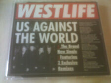 WESTLIFE - US AGAINST THE WORLD - 3 TRACK CD SINGLE