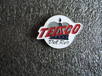 TEISCO Del Rey  metal  ( White  red letters )