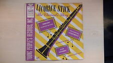 """LICORICE STICK Young People's Record 10"""" 78 RPM 1948"""