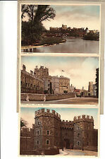 WINDSOR 6 Tinted Gravure Views Series A - Letter Card