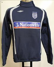 ENGLAND LADIES NAVY MICROFLEECE BY UMBRO  SIZE LADIES UK 12 BRAND NEW WITH TAGS