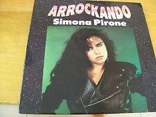SIMONA PIRONE ARROCKANDO  LP RARISSIMO