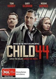 Child 44 (DVD, 2015) Australian Stock