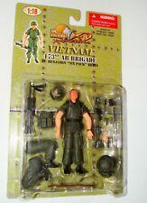 1:18 Ultimate Soldier Vietnam US Army 173rd AB Six Pack  Reyes M60 Gunner Figure