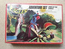 """AIRFIX V. RARE EAGLES """"Mâchoires de la jungle"""" Adventure Set coffret complet 1977"""