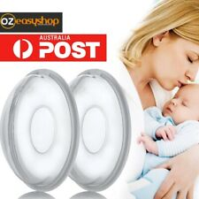 2 PCS Breast Milk Collection Shell Portable Breast Saver for Travel