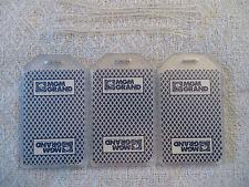 MGM GRAND HOTEL CASINO LAS VEGAS CUSTOM LUGGAGE TAGS 3-PACK SET - BAG NAME ID