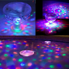 Underwater LED Floating Disco Light Show Bath Tub Swimming Pool Party Lights GT