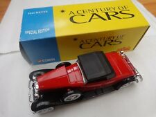 BOXED 1/43 CORGI SOLIDO CENTURY OF CARS COLLECTION - DUESENBERG J CAR