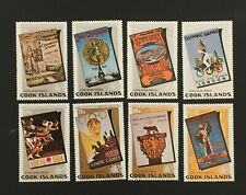 Cook Islands. Olympic Games Los Angeles Set. SG958/965. 1984. MNH. (LC253)