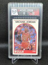 1989-90 Hoops Michael Jordan #200 HGA 9