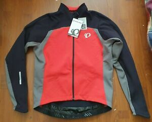 Pearl Izumi Men's Pro Pursuit Red Thermal LS Jersey -XL New with Tags - RRP £99