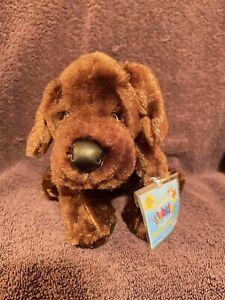 Webkinz CHOCOLATE LAB Dog Puppy HM138 NEW, Sealed, Unused Code, NO Smoke NWT
