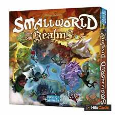 Small World Realms | Board Game Map Expansion by Days Of Wonder 790011