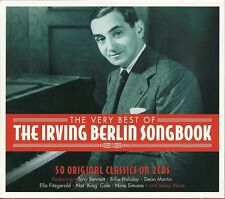 Irving Berlin Songbook Feat. Fred Astaire Ella Fitzgerald U.a. 2 CD