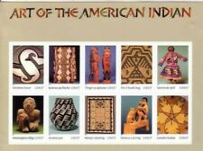 2004 ART OF THE AMERICAN INDIAN - SHEET OF 10 (37 CENTS)  STAMPS - SCOTT #3873
