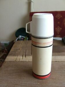 VINTAGE SMALL THERMOS FLASK