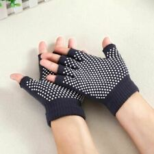 1 Pair of New Fitness Fingerless Gloves Mittens gym Glove Half Fingers Gloves fo