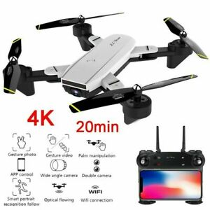 Best 4K Drone with camera 50x Zoom Professional Wifi Drones Wide-Angle Camera