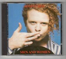 (GZ630) Simply Red, Men And Women - 1987 CD