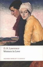 Women in Love (Oxford World's Classics)-ExLibrary