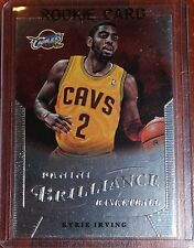 KYRIE IRVING 2012-2013 PANINI BRILLIANCE #260 ROOKIE CARD