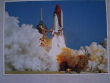 the Space Shuttle Collection Post Card - 3 Card Set & Bonus