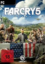 Far Cry 5 PC Download Vollversion Uplay Code Email (OhneCD/DVD)