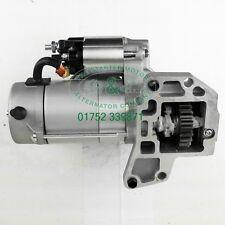 PEUGEOT 407 2.7 HDI STARTER MOTOR S2342