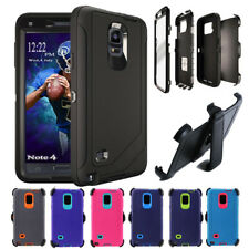 For Samsung Galaxy Note 4 Case Cover Universal Clip Fit Otterbox Defender Series