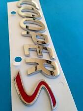 LOGO MINI COOPER S COFFRE BMW  SIGLE BADGE ORIGINAL