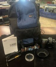 Nikon D300 Camera. With Battery Pack , Battery & Travel bag - VIEW PICTURES