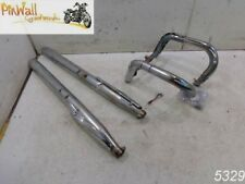 07 Triumph Speedmaster  Speed Master EXHAUST MUFFLER SYSTEM ( parts)