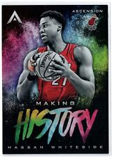 New listing 2017-18 Ascension Making History #MH16 Hassan Whiteside - Miami Heat