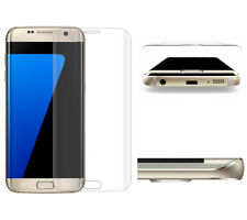 Panzerglas Samsung Galaxy S7 Edge Folie Schutzglas Glas Panzerfolie Curved 9H 3D