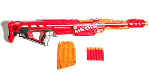 NERF Mega Centurion - geprüft, guter Zustand inkl. Pfeile und Magazin