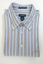 GANT Regular Size Striped Casual Shirts & Tops for Men