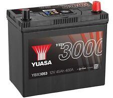 Honda Accord, Civic, For Nissan Micra, Toyota RAV4 YUASA Car Battery YBX3053