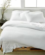 CALVIN KLEIN MODERN COTTON FULL/QUEEN Duvet Cover White