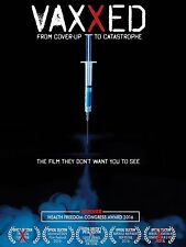 VAXXED : FROM COVER UP TO CATASTROPHE  (DVD) REGION  1