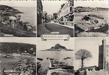 Postcard - Mount's Bay - 1 - 6 Views