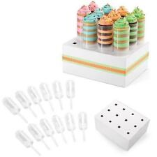Wilton Treat Pops with Stand #415-0644   12 Re-usable treat-pop containers