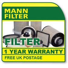CU2939 MANN HUMMEL CABIN AIR FILTER (Audi A3, Seat. VW Caddy, Golf)