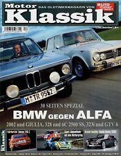1299MK Motor Klassik 2003 12/03 Datsun 240Z Alfa GTV 6 Hansa 2000 BMW 2002 323i