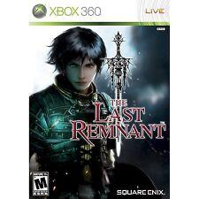 Last Remnant Xbox 360 RPG