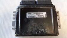01 02 03 VOLVO S40 ENGINE ECM ELECTRONIC CONTROL MODULE CENTER CONSOLE 6843