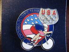 Team USA Olympic Pin - Cycling