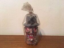 Rare FREDDY KRUEGER A Nightmare On Elm Street SEALED UNUSED WAX CANDLE - NOS