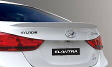 REAR TRUNK SPOILER ABS FOR ELANTRA 2012-2015 Unpainted